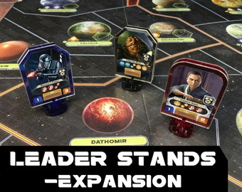 Star Wars: Rebellion Leader Stands -*Rise of the Empire* EXPANSION