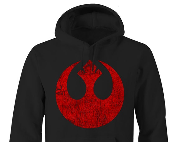 Star Wars Rebel Symbol Left Chest Hoodies, Star Wars Hoodies , Star Wars Hoodies, Rogue One, Star War, Star Wars Rebels, Star Wars