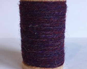 Rustic Wool Moire Thread - Color #764