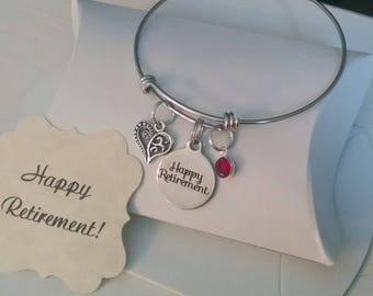 Retirement Gift For Woman, Teacher Retirement, Happy Retirement, Gift for Retirement, Nurse Retirement