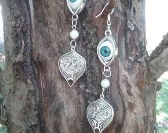 Eyes of the beholder earrings
