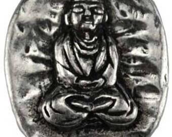 Budda pocket stone