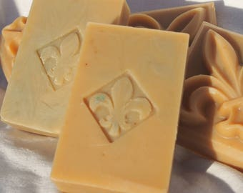 Hairsoap with beer for normal to dry hair - palmoil free