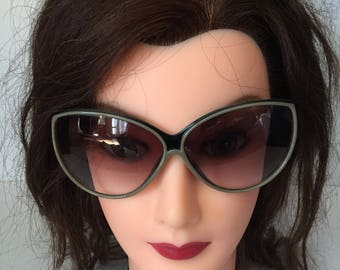 Vintage Opti-Ray Oversized Sunglasses - Taiwan