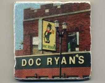 Doc Ryan's in Forest Park, Illinois - Original Coaster