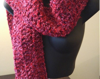 Soft and cozy scarf