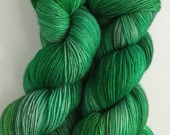 Druid's Dream--Hand Dyed Sock Yarn