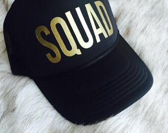 1 SQUAD hat