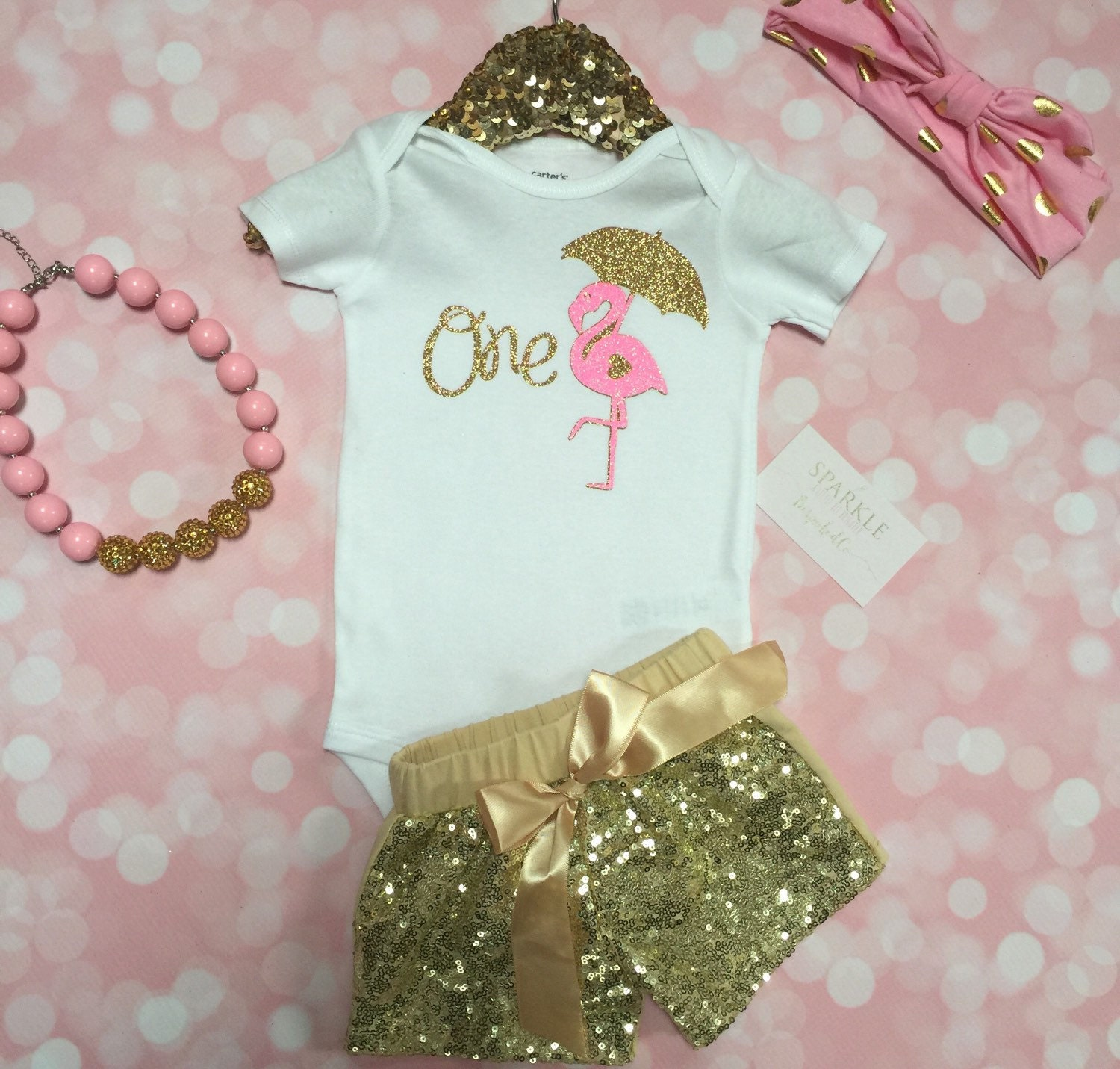 and gold white first christmas pc htm outfits girl item baby metallic outfit cute my pants