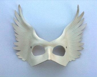 Angel Leather Mask