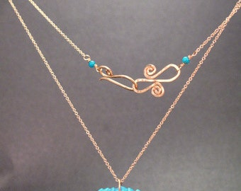 Turquoise Necklace 321