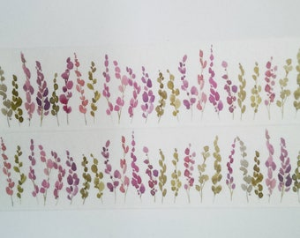 Design Washi tape plant autumn masking tape