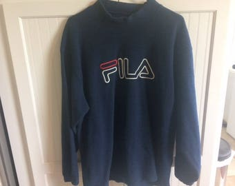 Fila flees feel shirt    size large