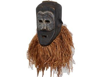 Kuba Mask Helmet African Art
