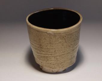 Tenmoku Brown mug
