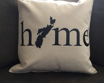 Nova Scotia Home pillow