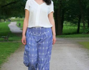 Amber Trousers PDF Sewing Pattern