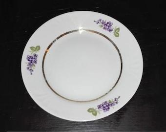 Plate. Dish. Saucer. RPR.