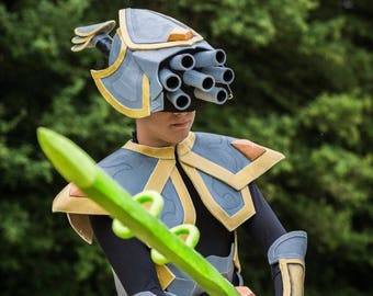 League of legends Master Yi cosplay