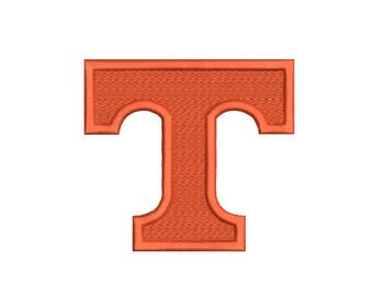 Tennessee Volunteers embroidery design logo - Instant Download