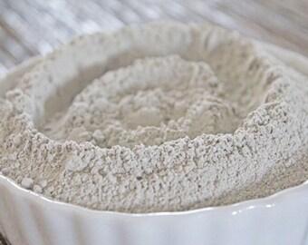 Bentonite Clay (Natural Clay, Detoxification Clay, Skin Clay, Hair Clay, Facial Mask)