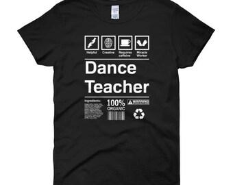 Dance Teacher Women's T-Shirt