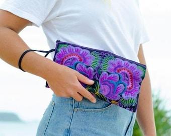 Small Clutch - Purple