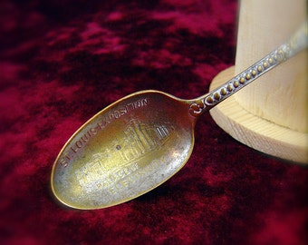 St Louis Exposition ca1904 spoon