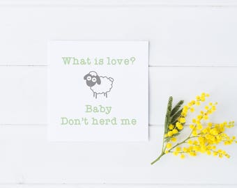 Funny Valentine Card, Valentines Card, Pun Valentines Card, Cute Valentines Day Card, Valentine Card, Funny Valentine, Valentines Day Cards