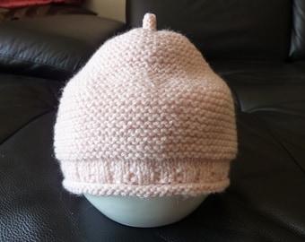 pear shape 3 months Hat
