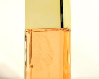 CLEARANCE Vintage 1980s White Shoulders by Evyan 2.75 oz Eau de Cologne Spray Perfume