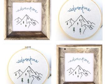 Adventure Hoop /Frame