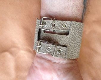 Leather bracelet (rock)  - ref: BL 3