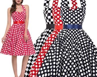 1950s Inspired Circle Dresses
