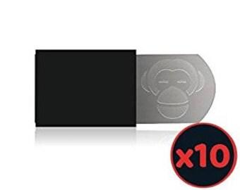 Set of 10 hides universal webcam laptop case - made in France