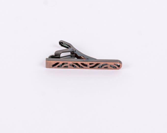 Bronze Tie Bar