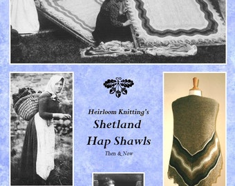 The Hap Shawls Book - New Stocks found!