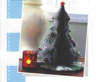 Tabletop Tannenbaum Pattern by Poorhouse Quilt Designs *Domestic 1st Class Shipping Only 1.25!*