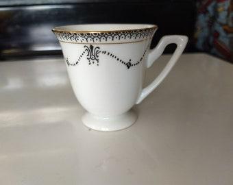 Okwan demitasse cup and Saucer