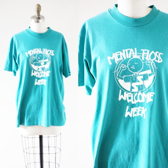 1990s U of S t-shirt // 1980s University of Saskatchewan // vintage t-shirt