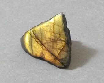 Genuine Polished Labradorite Slab LB-1