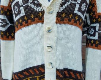 Vintage Sportswear Cardigan