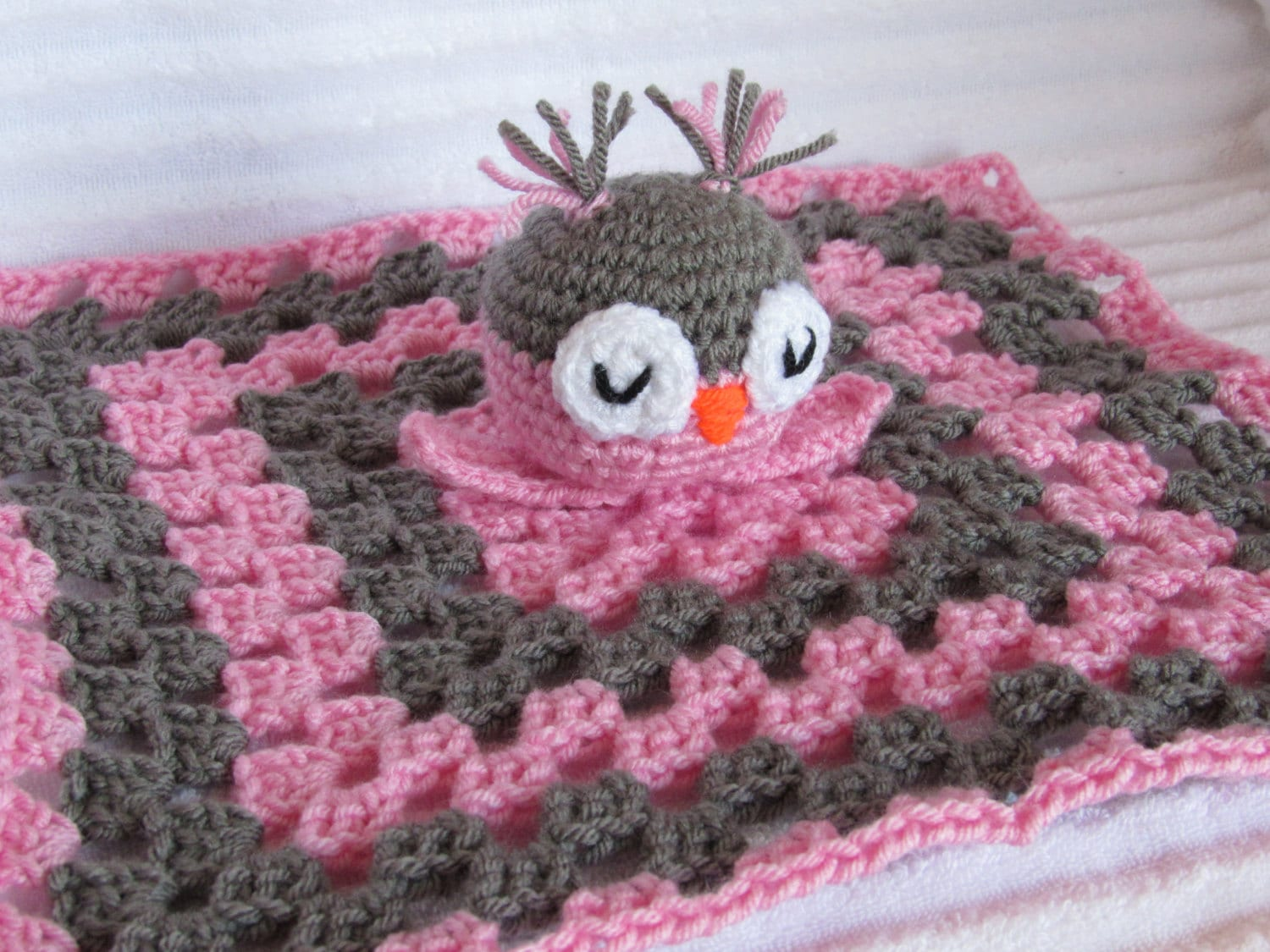 Crochet Blanket Baby Lovey Baby Lovie Crochet Baby Blanket