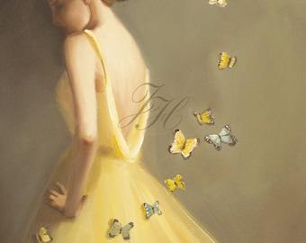 Little Wings- Open Edition Print