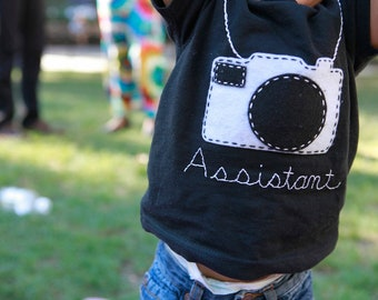 Assistant Photographer T Shirt