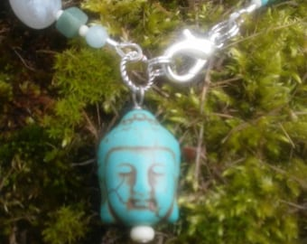 Smooth Sailing Buddha Anklet