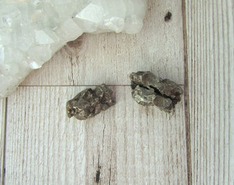 Natural Meteorite Specimen - Raw Rough Gemstone - Space Rock Asteroid