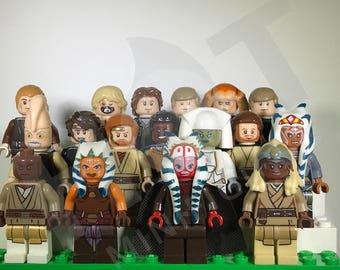 Custom Star Wars Light Side