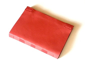 """Sketchbook are made of genuine leather with """"CANSON"""" paper."""