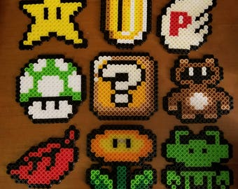 Super Mario 3 Power-ups